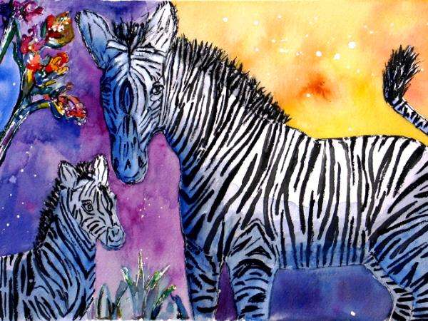 Pair Of Stripes-SOLD