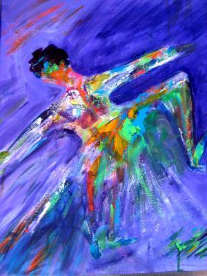 The Joy of Dancing-SOLD