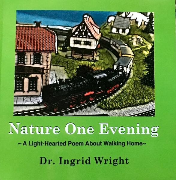 Nature One Evening~A Light-hearted Poem About Walking Home~