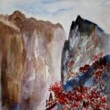 Qutang Gorge, China