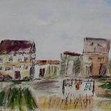 Jing De Zhen, China  (Mini Painting)